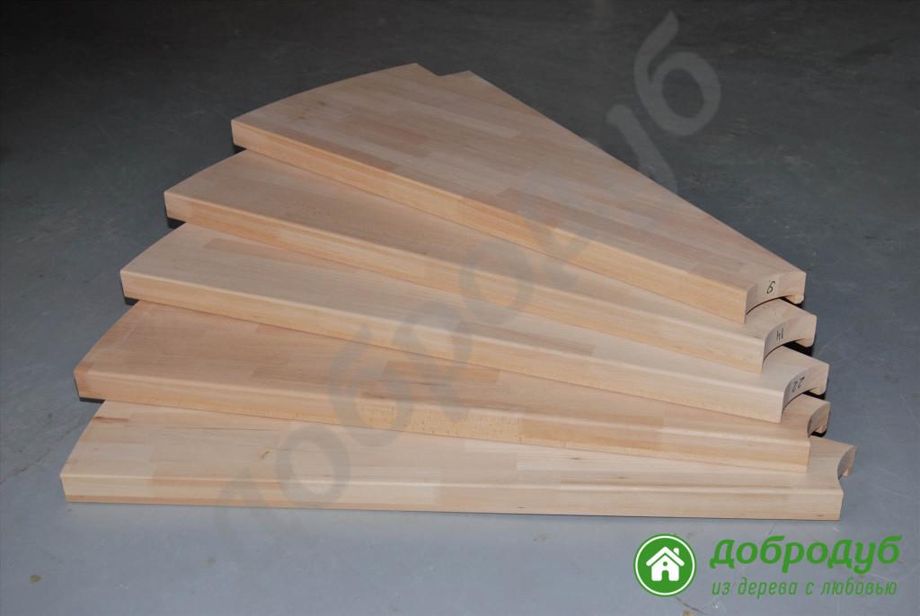 Столешницы из дерева
