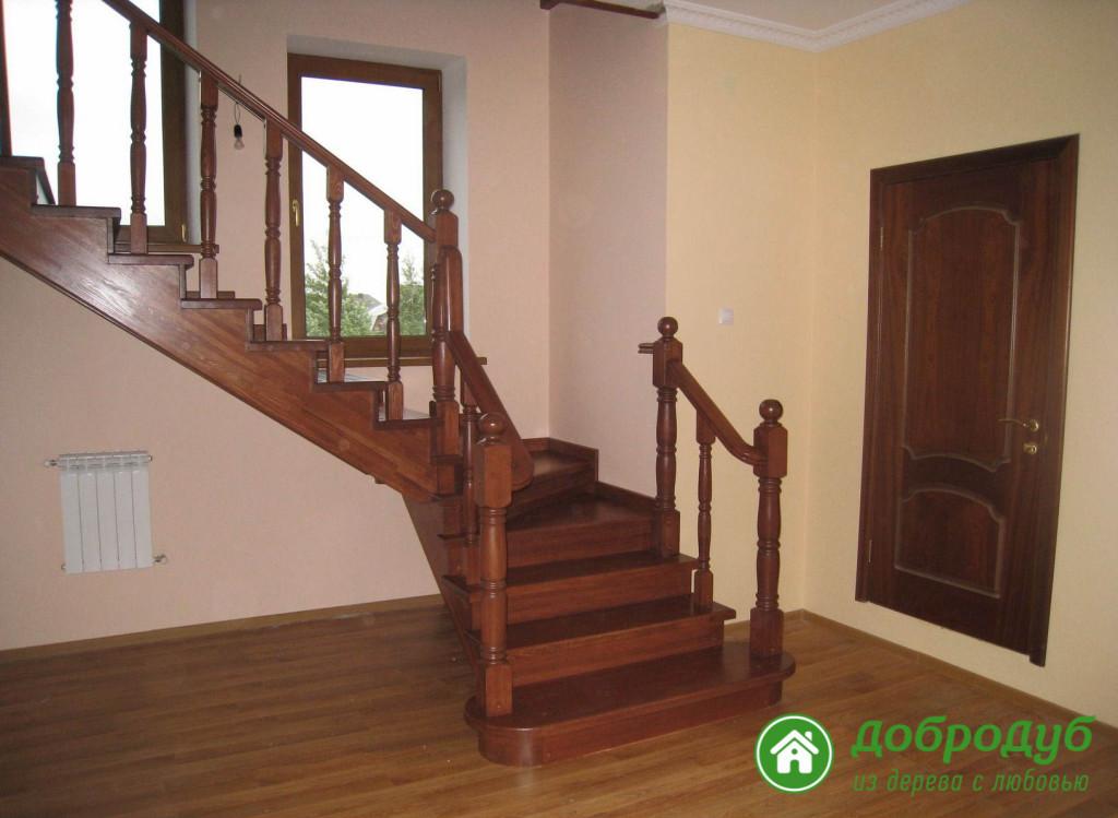 Лестницы на второй этаж спб