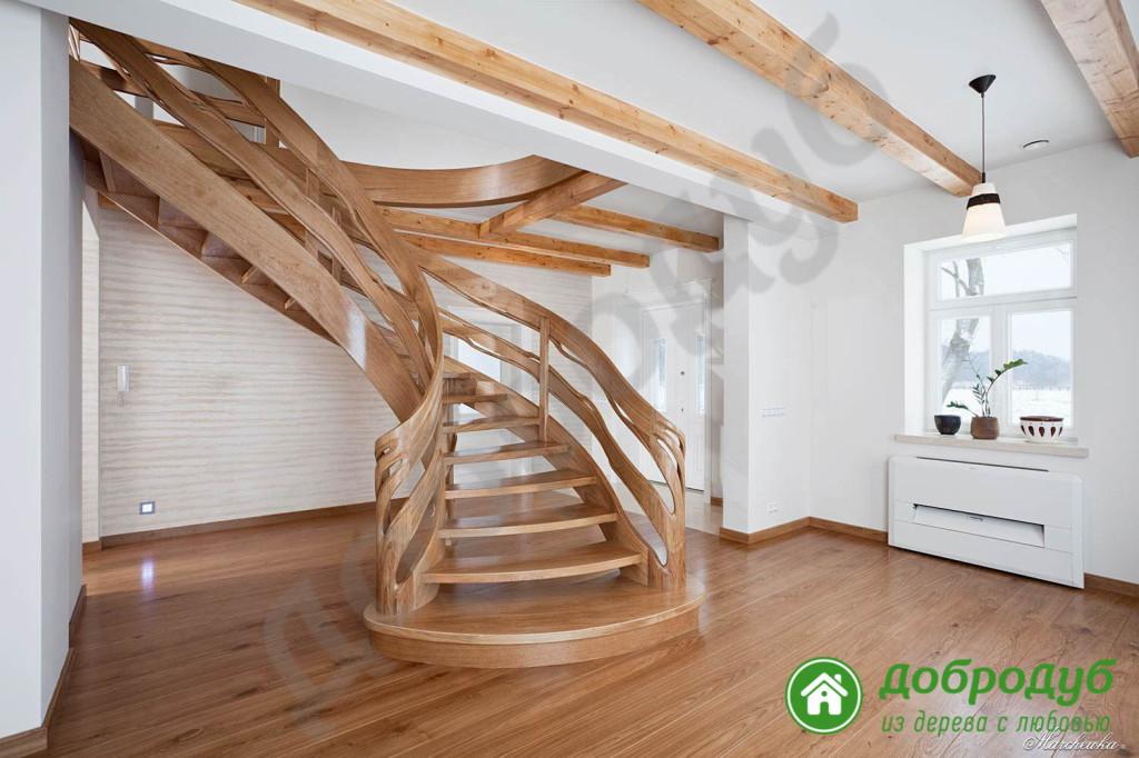 породы дерева для лестницы