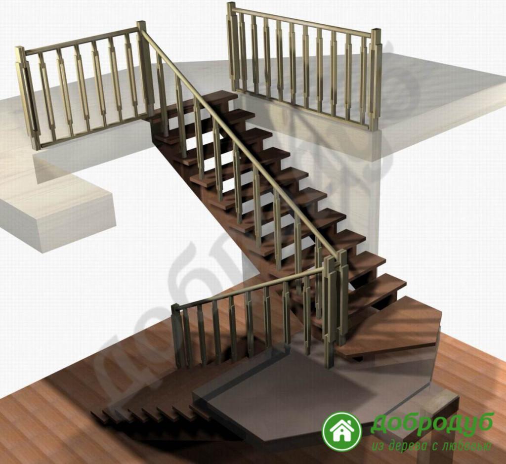 Где заказать расчёт лестницы из дерева