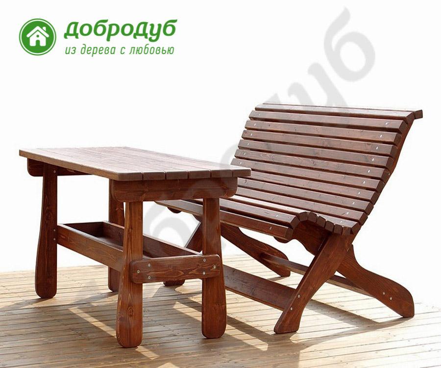 Комплект садовой мебели цены Призи