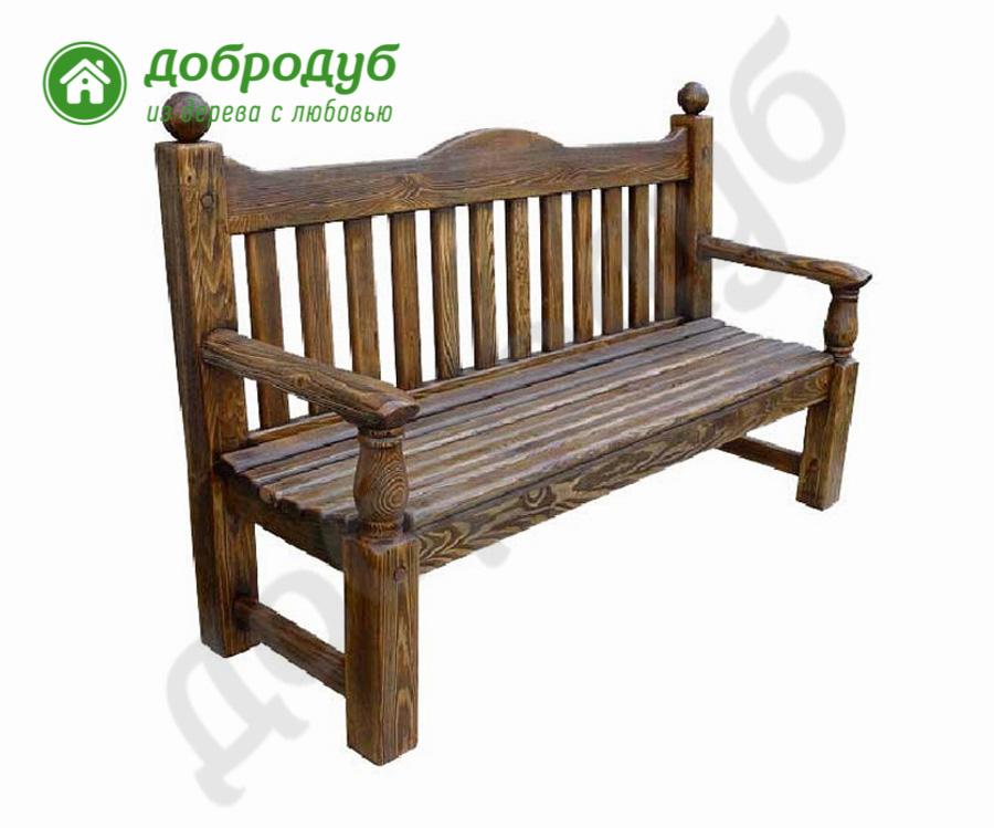 Садовая скамейка Шазель цены в Санкт-Петербурге