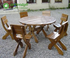 Комплект садовой мебели цены Семейный в Санкт-Петербурге