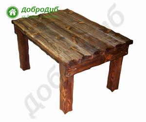 Стол из массива дерева цена Богатырский в Санкт-Петербурге