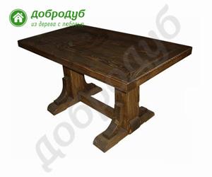 Стол из массива дерева цена Эскад в Санкт-Петербурге