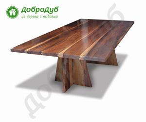 Стол из массива дерева цена Мулине в Санкт-Петербурге