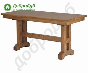 Стол из массива дерева цена Русский в Санкт-Петербурге