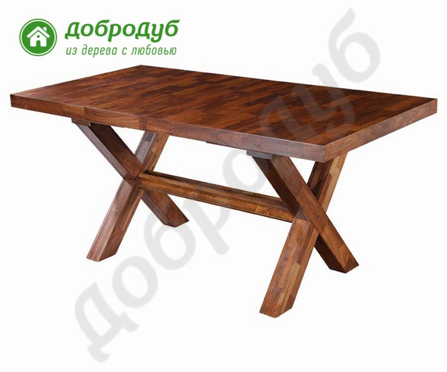 Купить стол из массива дерева Толисье